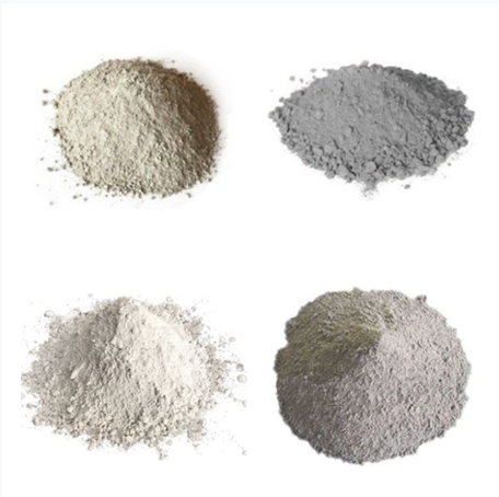unshaped refractory