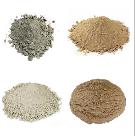 refractory mortars and castable