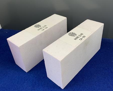 corundum refractory brick