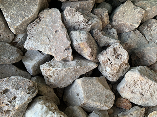 raw material of refractories