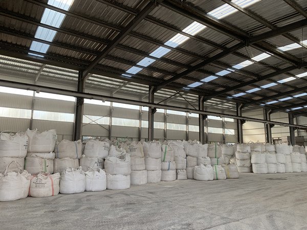 raw material of refractory products